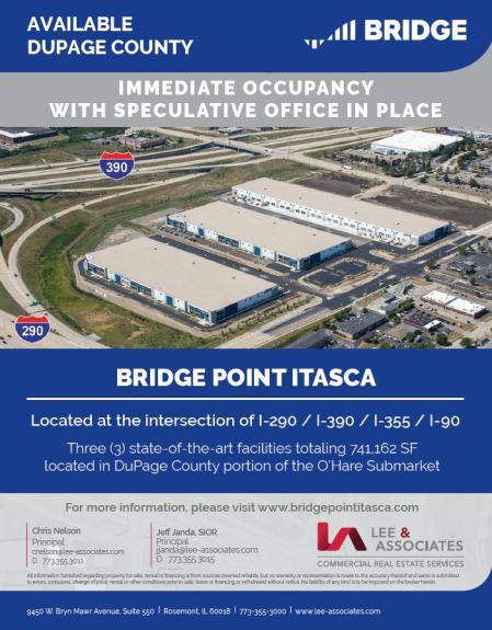 Bridge Point Itasca Brochure